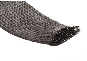 Flexo Pet TechFlex Expandable Cable Mesh Netting - 2 Inch - Per Foot