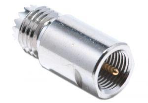 FME Male to Mini UHF Female Adapter