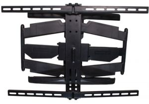 Full Motion Articulating TV Wall Mount Bracket - 37 IN - 80 IN || 20' Swing Arm