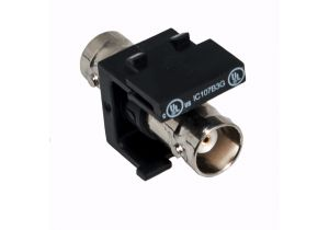 ICC BNC Feed-Thru Keystone Coupler - 50 Ohm