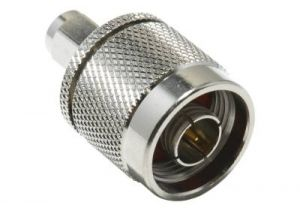 N Male to SMA Male Adapter