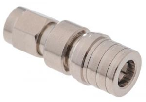 QMA Male to SMA Male Adapter