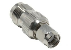 Reverse Polarity SMA Male to TNC Female Adapter