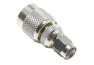 Reverse Polarity SMA Male to TNC Male Adapter