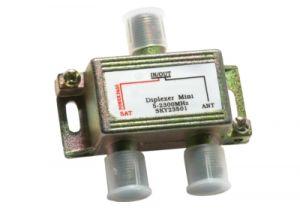 2.1 GHz TV-Satellite Diplexer / Combiner - VHF/UHF
