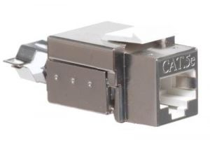 Cat5e RJ45 Shielded Punchdown Keystone Jack