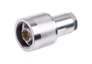 Times Microwave N Male Clamp Connector - LMR-240 - TC-240-NMC