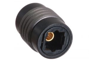 Optical Toslink Female to Optical Toslink Female Coupler Adapter