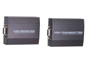 VGA Video over Cat5e Extender Balun