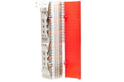 icc 66 wiring block 12 jacks 8p8c showmecables com rh showmecables com