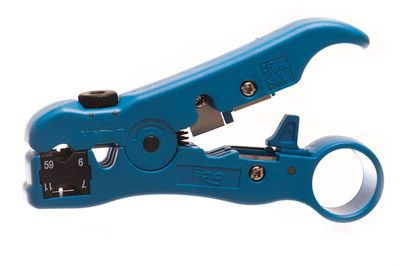 Data cable stripper