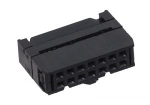 14 Pin Dual Row IDC Socket - Female