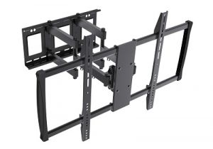 Full Motion Articulating TV Wall Mount Bracket - 60' - 100' || 24' Swing Arm