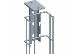 Cable Tray T-Hanging Ceiling Bracket