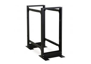 Kendall Howard 24U 4-Post Adjustable Rack