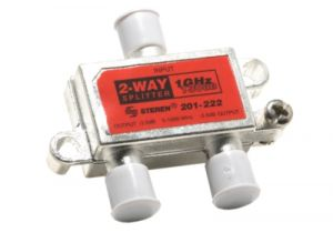 2-Way Coax Splitter - 5 to 1000 MHz