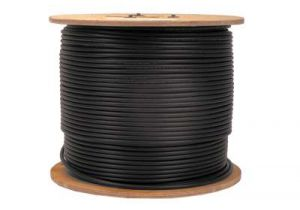 Standard Unbalanced Instrument Cable - 1 Conductor