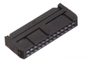 26 Pin Dual Row IDC Socket - Female