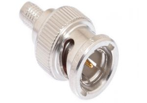 BNC Male Crimp Connector - Belden 8241 & RG59