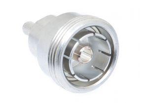 7/16 DIN Female Crimp Connector - Micro 8/U (RG8X) & LMR-240