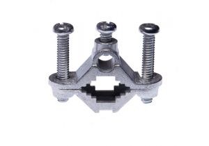 1/2  to 1 inch Pipe Ground Clamp - UL Listed