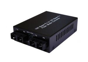 Media Converter - Multimode (2Km) to Singlemode (20Km) or Vice Versa