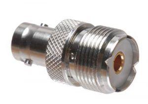 BNC Female to UHF Female Adapter