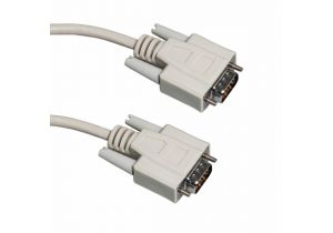 Standard VGA Monitor Replacement Cable - Male/Male - 6 FT