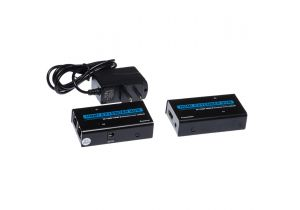 HDMI over Dual Cat5e/Cat6 Extender Balun