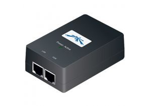 Ubiquiti Networks® - PoE Adapter - 24VDC @1.0A Output Voltage