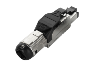 CAT6a Shielded RJ45 Field Termination Plug