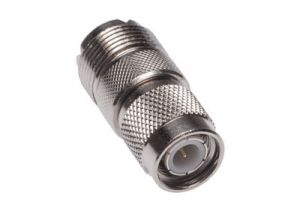 UHF Female to TNC Male Adapter