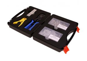 Cat5e Bulk Ethernet Network Termination Tool Kit