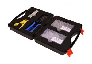 Cat6 Bulk Ethernet Network Termination Tool Kit