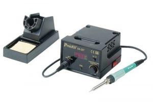 Digital Soldering Station - Adjustable Temperature - 60 Watt