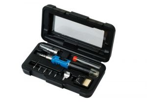 Portable Gas Soldering Iron Kit - Auto Ignition