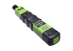 Greenlee PA3579 Impact Punchdown Tool with 110 & 66 Blades