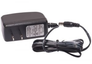 AC to DC Power Supply - 2 Amp - 5 Volts - 2.5mm ID / 5.5mm OD Plug