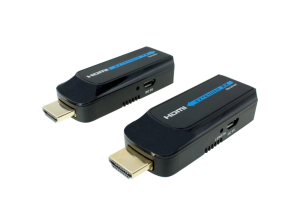 HDMI over Cat5e/Cat6 Male Extender Balun