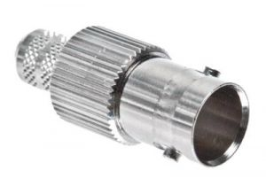 BNC Female Crimp Connector - RG6 PVC