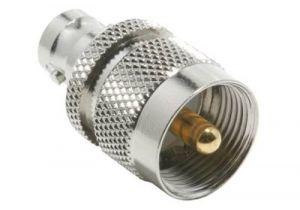 BNC Female to UHF Male Adapter