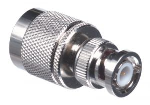 BNC Male to N Male Adapter