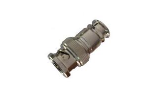 Holland BNC RG-6 Universal Compression Connector - Fits Quad Shield