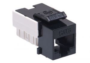 Cat6 RJ45 Punchdown Keystone Jack - Dual Row