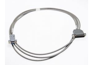 12ft NC9EX Cable – DB9 Female to DB25 Male