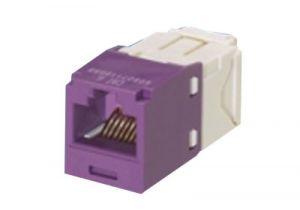 Panduit Cat6 RJ45 Mini-Com Tool-Less Jack
