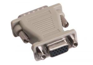 DB15 Male to HD15 VGA Female Adapter