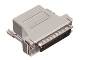 DB25 Male to RJ12 Female Modular Adapter Kit - 6 Conductor