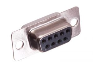 DB9 Female Solder Connector