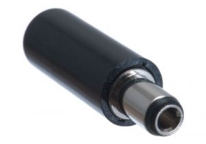 DC Power Male Solder Connector - 3.0mm I.D. - 6.0mm O.D.